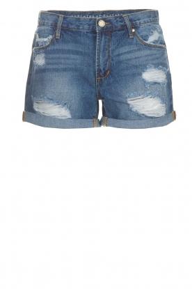 Articles of Society   Shorts Behy   blauw