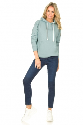 Look Basic cotton hoodie Harlem