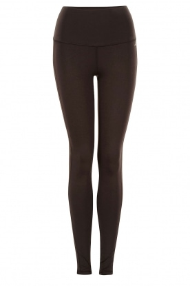 Sportlegging Mesh | zwart