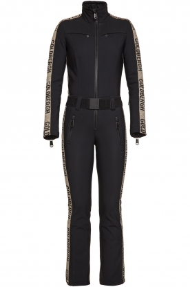 Goldbergh |  Ski suit Goldfinger | black