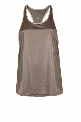 Beta Studios |  Sports tanktop Glamour | grey