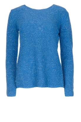 Aaiko | Sweater Memphis | blue