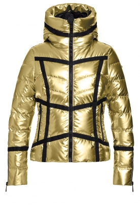 Goldbergh |Down jacket Mirror | gold