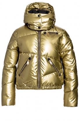 Goldbergh | Down jacket Baloon | gold