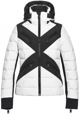 Goldbergh |Down jacket Cross | white