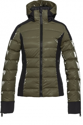 Goldbergh | Down jacket Strong | green