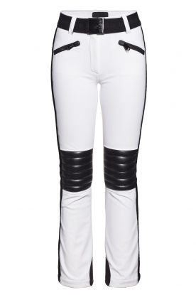 Goldbergh |Ski pants Rocky | white