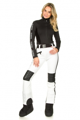 Goldbergh | Ski pants Rocky | white