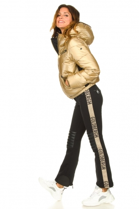 Goldbergh | Ski pants Rocky | gold