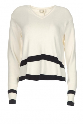 Be Pure | Sweater Veerle | white
