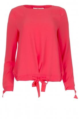 Aaiko | Top Zippe | oranje/roze
