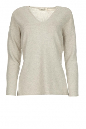 Be Pure | Sweater Noortje | grey