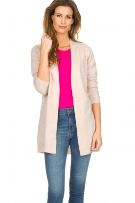 Be Pure | Cardigan Saar | pink