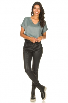 Look V-neck top Tany