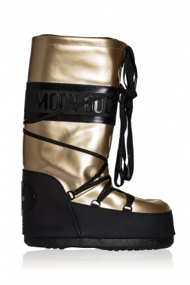 Goldbergh |Moonboots Amanda | gold