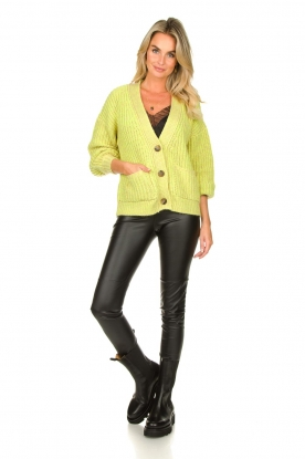 Look Cardigan with buttons Bejo