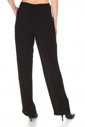 Aaiko | Pantalon Ohio | zwart