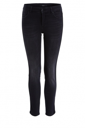 Set |  Skinny jeans Wally | black