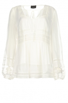 Atos Lombardini | Blouse Kate | white