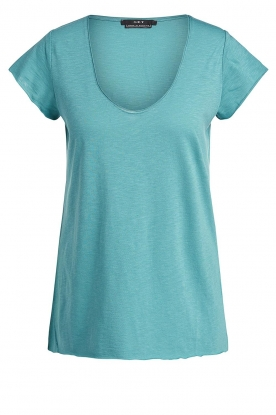 Set |Basic T-shirt Seaside | blauw