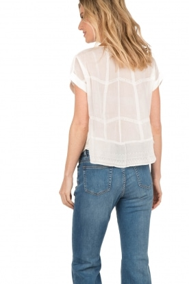 Blouse Dana | off-white