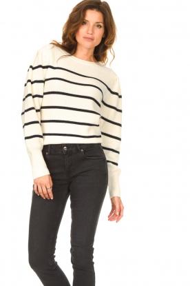 Set    Cotton sweater Away   blue
