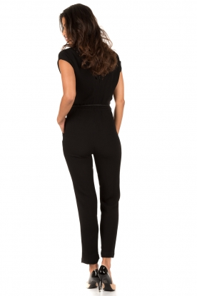 Sessun | Jumpsuit Claudio | zwart