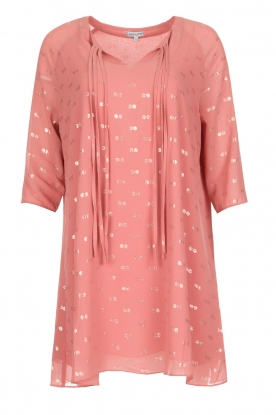 Hipanema |  Tunic dress Rosabella | pink