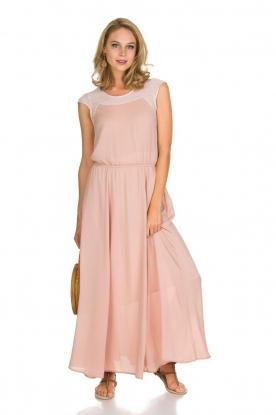 Hipanema | Maxi-jurk Rilka | roze