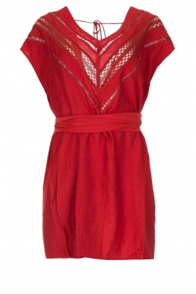 Hipanema |  Dress Roberta | red