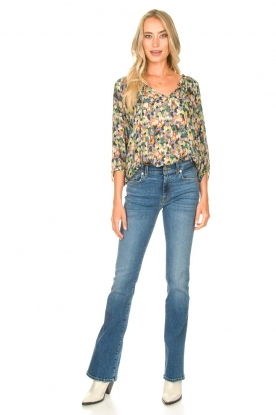 Look Print blouse Chantell