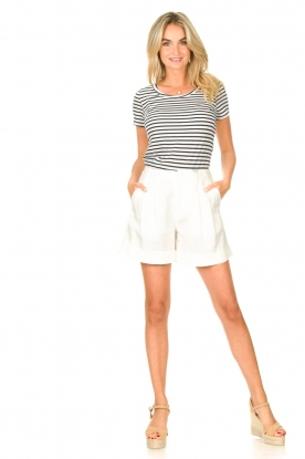 Look Striped T-shirt Beau