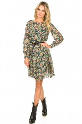 Look Print dress Chantell