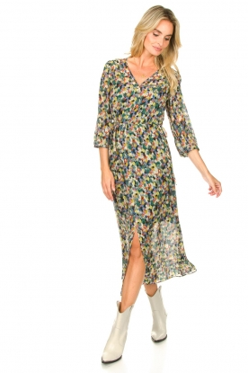 Look Printed maxi dress Chantell