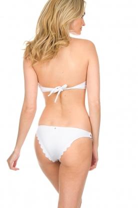 Hipanema | Bandeau bikini Mirabelle | wit