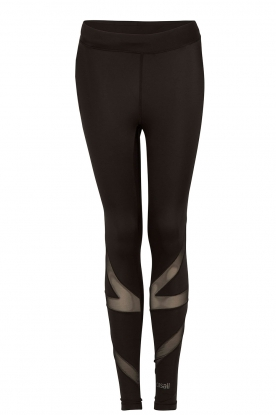 Sportlegging Ziggy 7/8 | zwart