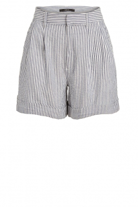 Set |  Striped short Henny | blue