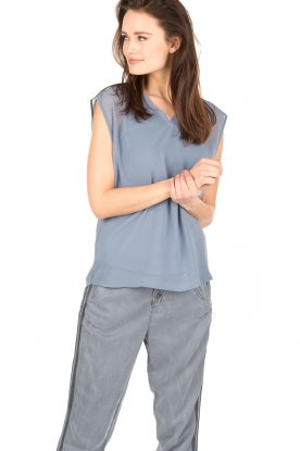 Aaiko | Top Charly | blauw