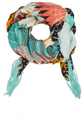 Hipanema |  Scarf Perrucha | blue