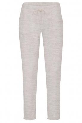 Set |  Sweatpants Fee | grey