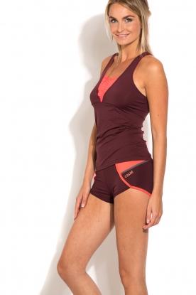 Casall | Sport shorts Urban | paars