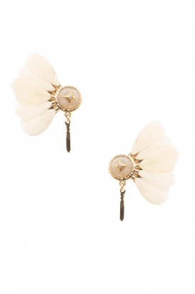 Hipanema |  Earrings Meline | nude