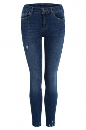 Set | Skinny jeans Do | blue