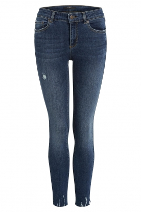 Set |  Skinny jeans Do | blue