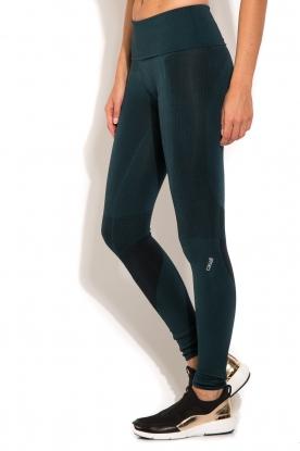 Casall | Sportlegging Refined Long Leg | blauw