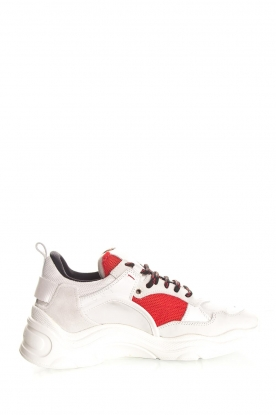 IRO | Chunky sneakers Curve Runner | wit