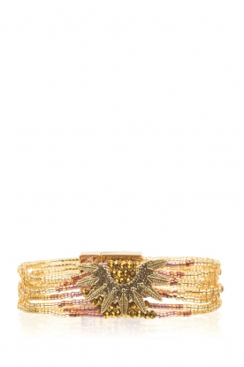 Hipanema |  Bracelet Marlow | gold