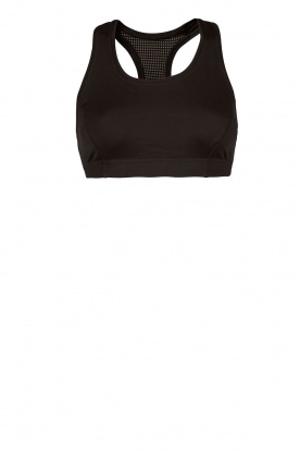 Sports bra Iconic C/D Cup | black
