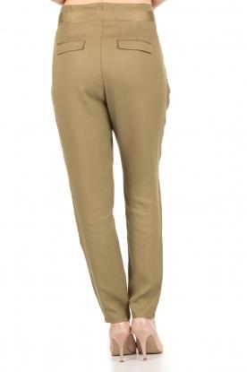 Aaiko | Pantalon Peppi | groen