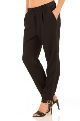 DAY Birger et Mikkelsen | Pantalon Gabardine | zwart